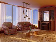 Free Interior Of Room Stock Photos - 15707553