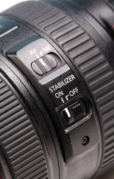 Free Image Stabilizer Controls Stock Photography - 15707982