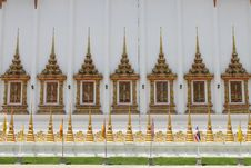 Free Windows Of Temple Stock Image - 15708771
