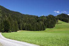 Free Alps - Maria Alm Royalty Free Stock Photo - 15709125