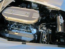 High Performance Engine Stock Photos