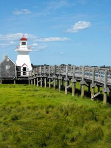 Free Light House Stock Images - 15709244