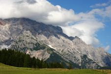 Free Alps - Maria Alm Royalty Free Stock Photo - 15709415