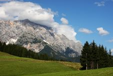 Free Alps - Maria Alm Royalty Free Stock Photo - 15709445