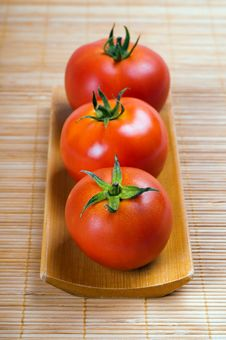 Free Ripe Tomatoes Stock Images - 15709794