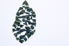 Free Puzzle Leaf Royalty Free Stock Images - 15709969