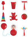 Free Baby Toys Royalty Free Stock Photography - 15718257