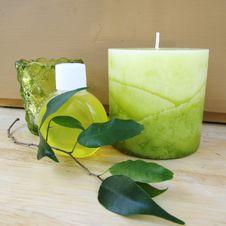 Free Green Spa Items Stock Photos - 15710973