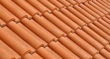 Free Red Tiles Royalty Free Stock Images - 15711289