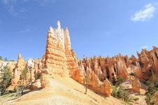 Free Heart Of Bryce Royalty Free Stock Image - 15711516