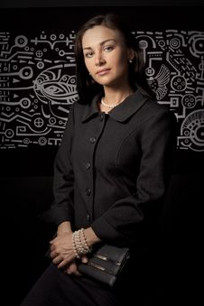 Free Portrait Of Business Woman Stock Photos - 15711553