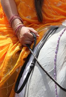 Free Horseback Riding Stock Photography - 15713462