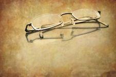 Free Eyeglasses Royalty Free Stock Photo - 15716195