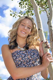 Free Colorado Girl Stock Photo - 15716910