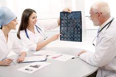 Free Medical Team Stock Photo - 15717120