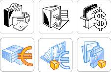 Free Business Icon. Stock Photos - 15717723