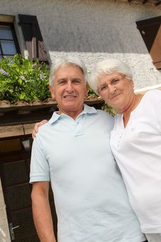 Free Happy Retirement Stock Photography - 15717752