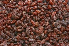 Dry Seedless Raisin Stock Photos