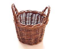 Free Small Basket Stock Photos - 15718743