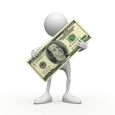 Free Dollars Stock Images - 15719754