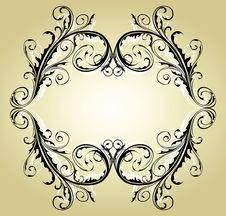 Free Vintage Frame Royalty Free Stock Image - 15719826
