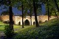 Free Park Tsaritsino. Old Bridge Royalty Free Stock Photos - 15720818