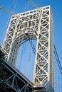 Free George Washington Bridge Tower Royalty Free Stock Image - 15729086