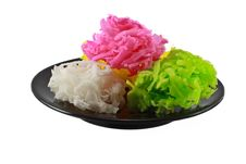 Free Traditional Thai Style Colorful Dessert Stock Image - 15720041