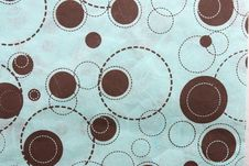 Free Fabric Decorative Abstract. Stock Photo - 15720060