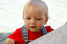 Free Portrait Of The Nice Kid Stock Photography - 15720122