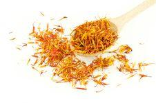 Free Saffron Royalty Free Stock Photography - 15721057
