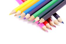 Free Color Pencils Stock Photo - 15721230