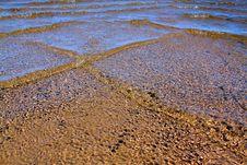 Free Turquoise Waves Royalty Free Stock Image - 15721746