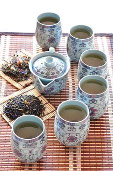 Free Tea-drinking Stock Photo - 15721770