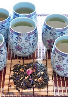 Free Tea-drinking Royalty Free Stock Photo - 15721985