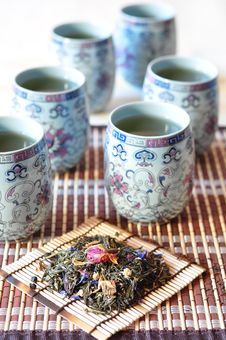 Free Tea-drinking Royalty Free Stock Photography - 15721987
