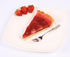 Free Strawberry Tart Stock Photos - 15722383