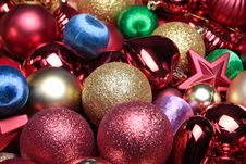 Free Christmas Decorations Royalty Free Stock Photography - 15723547