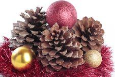 Free Christmas Decorations Royalty Free Stock Photo - 15723605