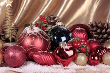 Free Christmas Decorations Stock Photos - 15723803