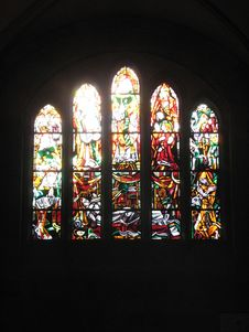 Free Church Window Royalty Free Stock Photography - 15724307