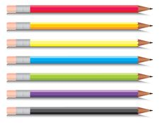 Free Pencil2 Stock Images - 15725764