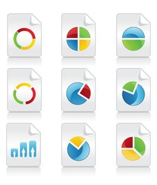 Free Icons Of Schedules3 Stock Photos - 15725783