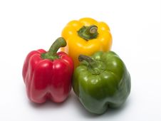 Free Peppers Stock Photo - 15726030