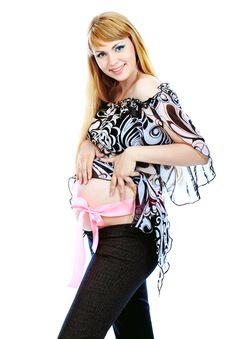 Free Pregnant Woman Royalty Free Stock Photo - 15726295