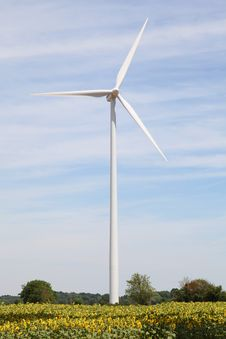 Free Renewable Energy Royalty Free Stock Photography - 15726927