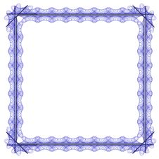 Square Frame Royalty Free Stock Photography