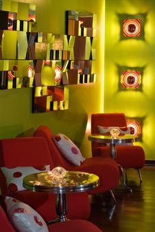 Free Modern Sitting Area Stock Photo - 15729570