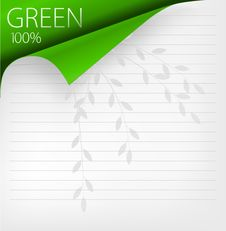 Free Green Corner Stock Images - 15729654