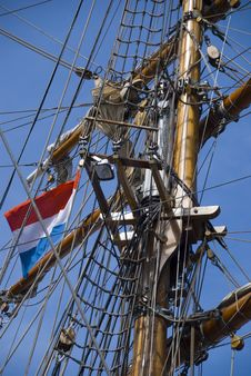 Free Sail Amsterdam 1 Royalty Free Stock Images - 15729749